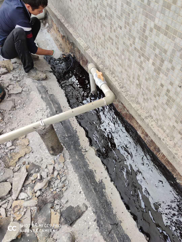 一个成功的防水工程细节是不可缺少的