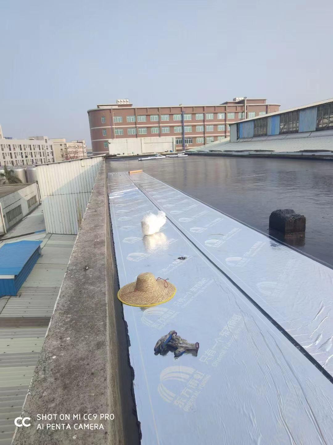 佛山屋顶补漏,隔楼露天阳台怎样做防水工程