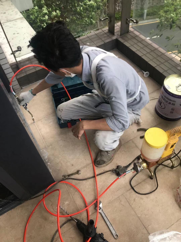 防水补漏卫生间防水:冬季防水施工流程